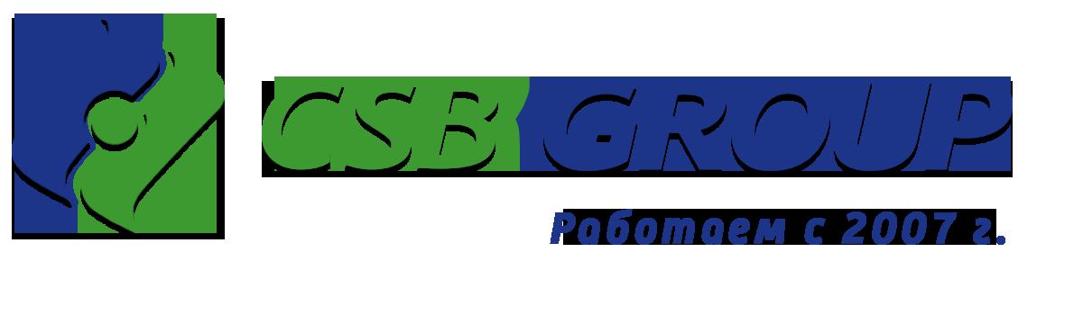 Группа компаний СиЭсБи - Комплексные решения для строительства Logo